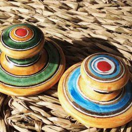Terrafeet rayas colores